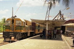 Dagupan second station
